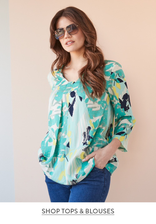 Soft, Stylish Women's Clothing Store - Soft Surroundings