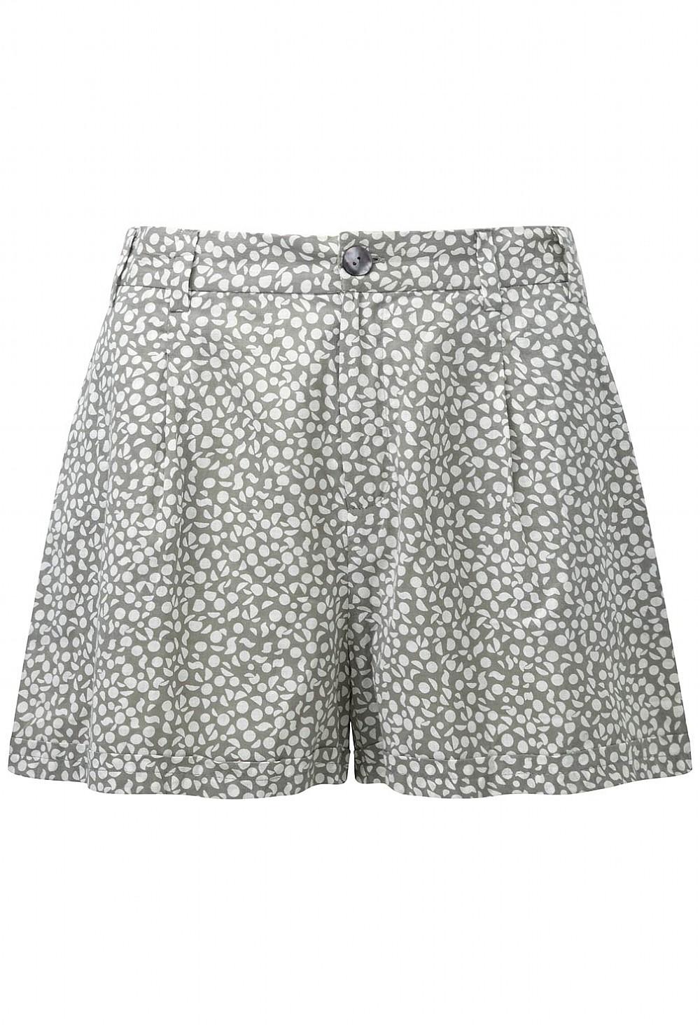 Safari Spot Zambia Shorts