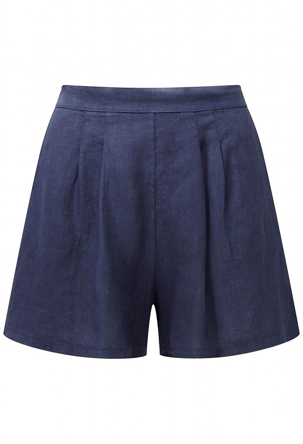 Anguilla Linen Rio Shorts