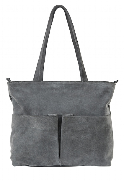 Francesca Suede Shopper