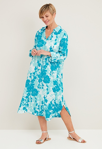 Sabina Shirt Dress