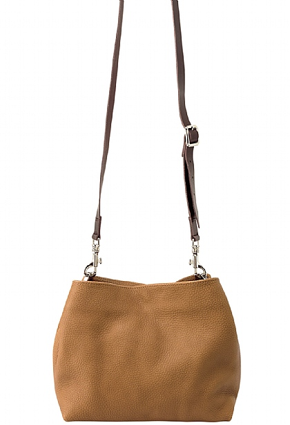 Jamie Leather Bag