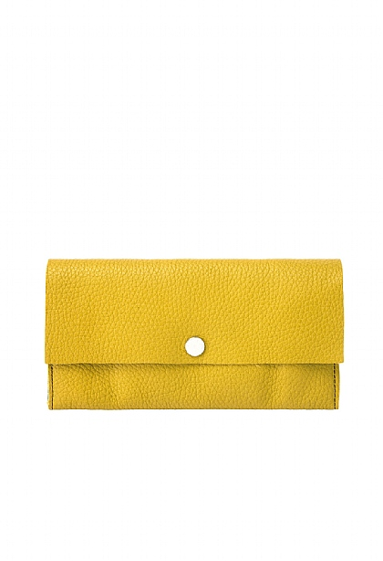 Vermont Leather Clutch