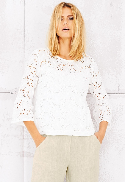 Salerno Blouse