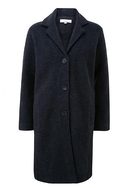 Navarra Knit Coat