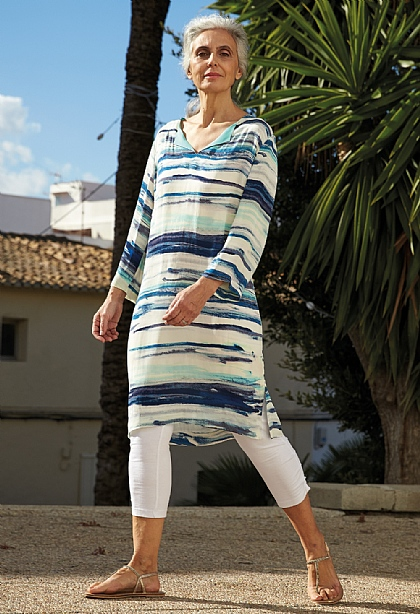 Pacific Tunic Dress