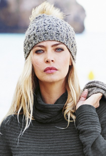 Berlin Bobble hat